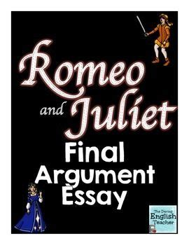 Romeo and Juliet: Major Themes Romeo and Juliet Play